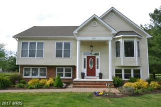 131 Stonedown Lane, Winchester, VA 22603 (#FV9923978) :: Pearson Smith Realty