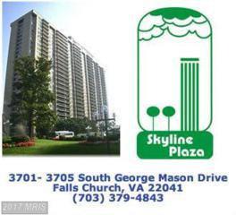 3705 George Mason Drive S 610S, Falls Church, VA 22041 (#FX9845631) :: LoCoMusings