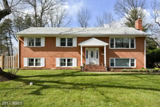 14826 Wood Home Road, Centreville, VA 20120 (#FX9879579) :: LoCoMusings