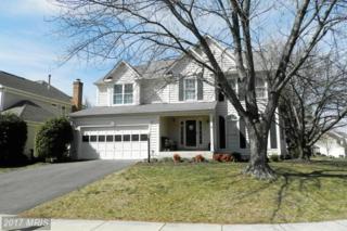 5806 Stone Creek Drive, Centreville, VA 20120 (#FX9886890) :: Robyn Burdett Real Estate Group