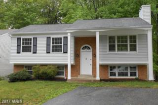 7711 Newington Forest Avenue, Springfield, VA 22153 (#FX9937205) :: Pearson Smith Realty