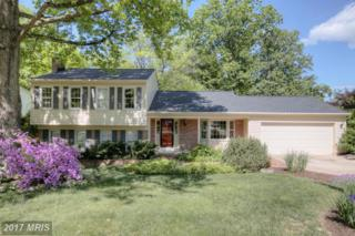 7922 Saint George Court, Springfield, VA 22153 (#FX9937550) :: Pearson Smith Realty