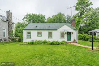 2856 Fairmont Street, Falls Church, VA 22042 (#FX9950663) :: Pearson Smith Realty