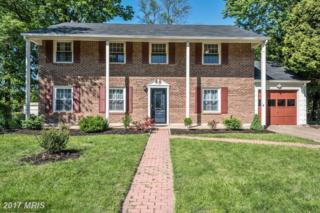 1107 Treeside Lane, Herndon, VA 20170 (#FX9951429) :: Pearson Smith Realty