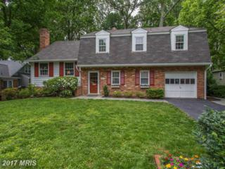 8217 Chivalry Road, Annandale, VA 22003 (#FX9959068) :: Pearson Smith Realty