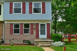 574 Jamestown Court, Edgewood, MD 21040 (#HR9953016) :: Pearson Smith Realty