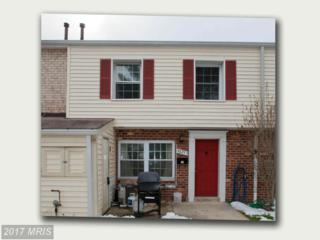 9225 Bridle Path Lane J, Laurel, MD 20723 (#HW9890766) :: LoCoMusings