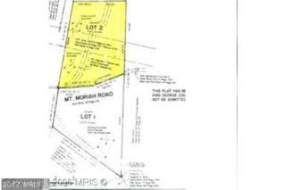Mt. Moriah Church Road, King George, VA 22485 (#KG9883516) :: LoCoMusings