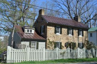 406 East Washington Street, Middleburg, VA 20117 (#LO9922774) :: LoCoMusings