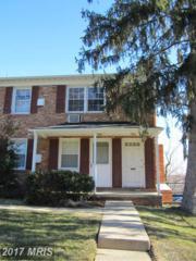 119 Talbott Street #119, Rockville, MD 20852 (#MC9838691) :: LoCoMusings