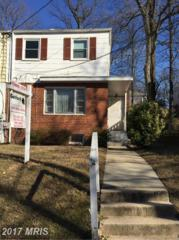 12057 Claridge Road, Silver Spring, MD 20902 (#MC9850603) :: Pearson Smith Realty