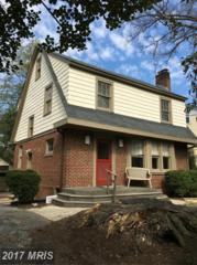 3611 Taylor Street, Chevy Chase, MD 20815 (#MC9881448) :: LoCoMusings