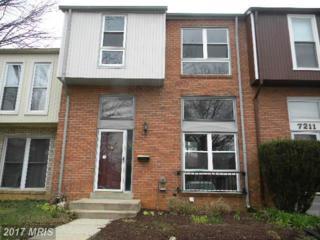 7213 Millcrest Terrace 8-2, Derwood, MD 20855 (#MC9910638) :: Pearson Smith Realty