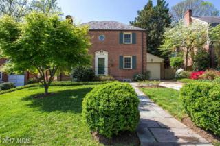 3526 Woodbine Street, Chevy Chase, MD 20815 (#MC9929840) :: Pearson Smith Realty