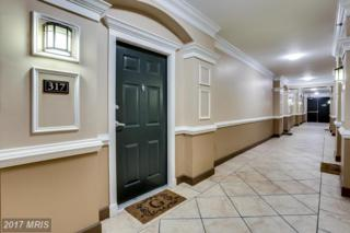 7 Granite Place #317, Gaithersburg, MD 20878 (#MC9944707) :: Pearson Smith Realty