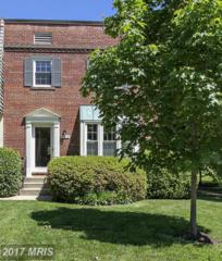 4819 Chevy Chase Drive #186, Chevy Chase, MD 20815 (#MC9950630) :: Pearson Smith Realty