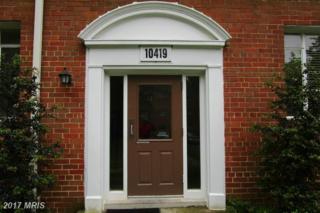 10419 Montrose Avenue M-101, Bethesda, MD 20814 (#MC9954870) :: Pearson Smith Realty