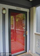 938 Windbrooke Drive #938, Gaithersburg, MD 20879 (#MC9956280) :: Pearson Smith Realty