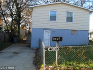 4809 Deanwood Drive, Capitol Heights, MD 20743 (#PG9820534) :: Pearson Smith Realty
