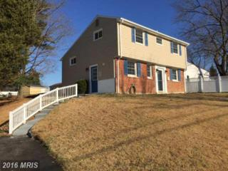 303 Winslow Road, Oxon Hill, MD 20745 (#PG9825956) :: Pearson Smith Realty