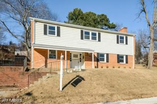 2004 Iverson Street, Temple Hills, MD 20748 (#PG9834822) :: LoCoMusings