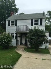 5016 55TH Avenue, Hyattsville, MD 20781 (#PG9839519) :: Pearson Smith Realty