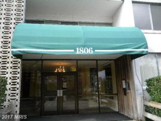 1806 Metzerott Road #101, Adelphi, MD 20783 (#PG9865387) :: Pearson Smith Realty