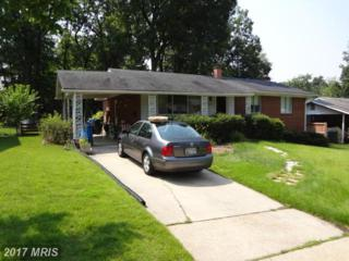 5805 Chestnut Hill Road, College Park, MD 20740 (#PG9895063) :: Pearson Smith Realty