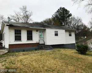 103 Pepper Mill Drive, Capitol Heights, MD 20743 (#PG9948419) :: Pearson Smith Realty