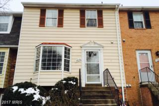 7516 South Arbory Lane N #411, Laurel, MD 20707 (#PG9957294) :: Keller Williams Pat Hiban Real Estate Group