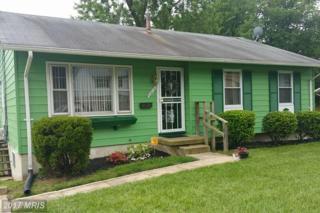 8619 Girard Street, Hyattsville, MD 20785 (#PG9958046) :: Pearson Smith Realty