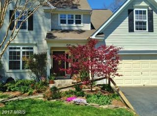 314 Cross Creek Court, Chester, MD 21619 (#QA9940650) :: Pearson Smith Realty