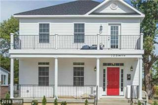 104 Powell Street, Fredericksburg, VA 22408 (#SP9829034) :: LoCoMusings