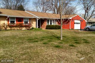 824 Barkley Drive, Fredericksburg, VA 22407 (#SP9886983) :: LoCoMusings