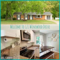 121 Winewood Drive, Locust Grove, VA 22508 (#SP9927113) :: Pearson Smith Realty