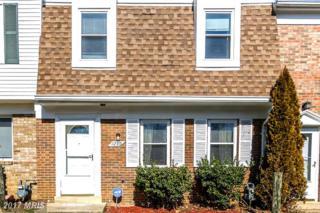 1239 Thomas Jefferson Place, Fredericksburg, VA 22405 (#ST9888407) :: LoCoMusings