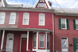 123 S Locust Street, Hagerstown, MD 21740 (#WA9862422) :: Pearson Smith Realty