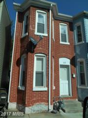 618 George Street, Hagerstown, MD 21740 (#WA9864242) :: Pearson Smith Realty