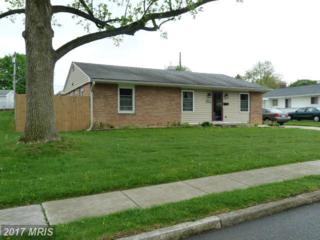 1042 Carroll Heights Boulevard, Hagerstown, MD 21742 (#WA9927878) :: Pearson Smith Realty