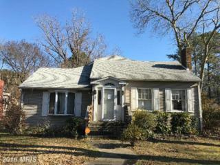 1001 Tuscola Avenue, Salisbury, MD 21801 (#WC9831817) :: Pearson Smith Realty
