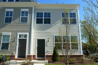 30 Boucher Pl A, Annapolis, MD 21403 (#AA9665727) :: Pearson Smith Realty