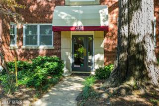 2105 Taft Street N #5, Arlington, VA 22201 (#AR9786420) :: Pearson Smith Realty