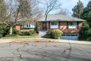 3715 Wakefield Street, Arlington, VA 22207 (#AR9822804) :: Pearson Smith Realty