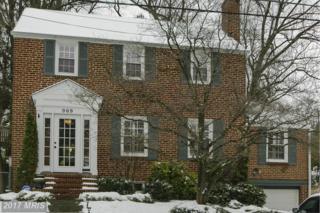 969 Potomac Street N, Arlington, VA 22205 (#AR9889056) :: LoCoMusings