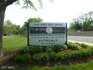 1300-S Army Navy Drive S #229, Arlington, VA 22202 (#AR9930470) :: Pearson Smith Realty
