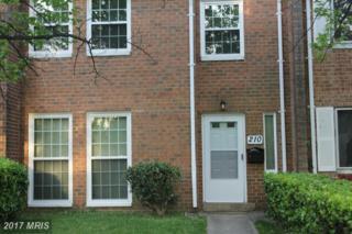 210 Stevenson Square, Alexandria, VA 22304 (#AX9831597) :: Pearson Smith Realty