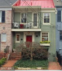 208 Jefferson Street, Alexandria, VA 22314 (#AX9891941) :: LoCoMusings