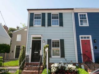 524 Gibbon Street, Alexandria, VA 22314 (#AX9895815) :: Pearson Smith Realty