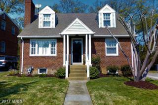 1715 Crestwood Drive, Alexandria, VA 22302 (#AX9932987) :: Pearson Smith Realty