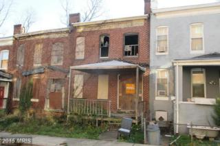 3459 Cottage Avenue, Baltimore, MD 21215 (#BA9534407) :: Pearson Smith Realty